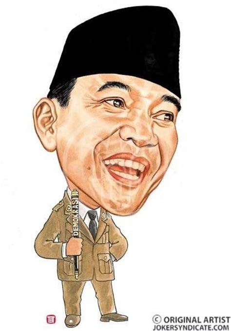 Pahlawan Ir Soekarno joker syndicate soekarno
