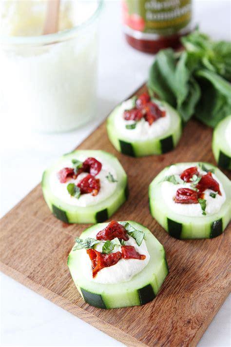 cucumber canapes cucumber canap 233 s with feta feta recipe