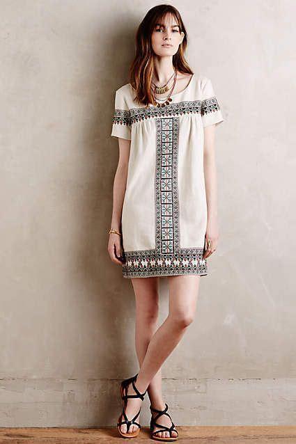 Tunik By Dieeko medellin tunic dress anthropologie lookin indian robes and fashion