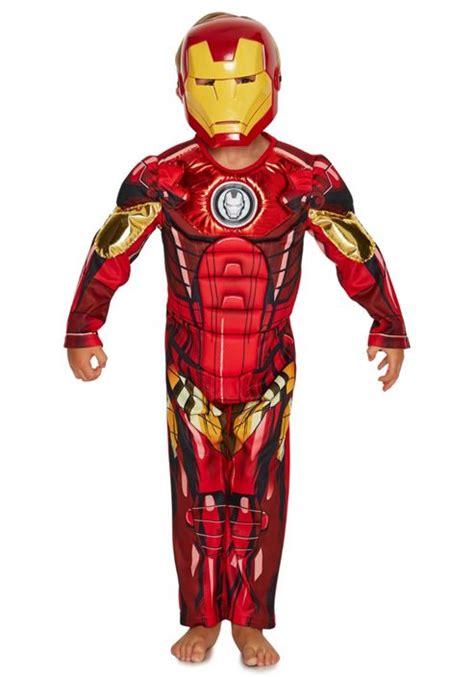 buy marvel avengers assemble iron man dress costume
