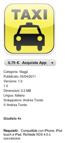 coop mobile free sms prenota il taxi dal tuo iphone con quot sms taxi quot paperblog