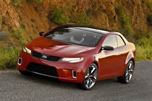 new kia coupe concept koup replace spectra it s your
