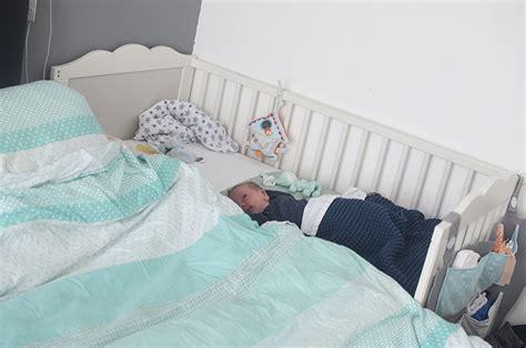 Bed Verhogen Ikea by Ikea Ledikant Als Co Sleeper Mamakletst