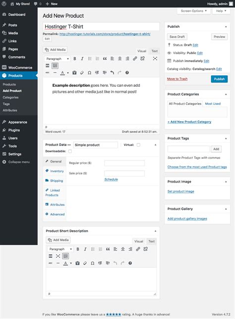 wordpress ecommerce tutorial tutorial woocommerce cara menggunakan woocommerce untuk