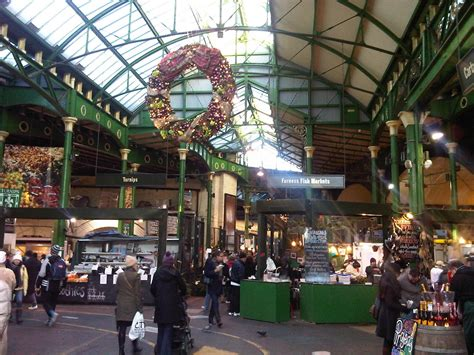 borough market no food no good borough market london