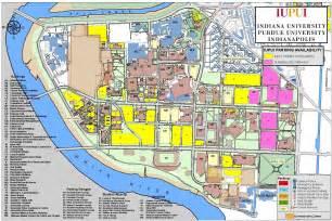 Jaguars Parking Map Iupui Plans For Bowl Newscenter Iupui