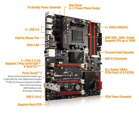 Asrock 770icafe Gaming Support Amd Fx asrock fatal1ty 990fx killer 3 1 motherboard amd fx 8350 eight combo set