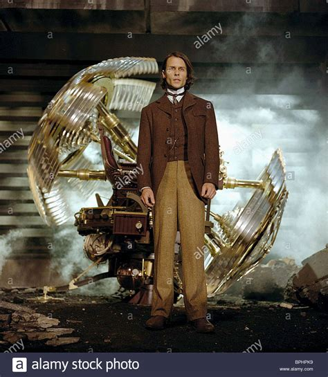 The Time Machine pearce the time machine 2002 stock photo royalty
