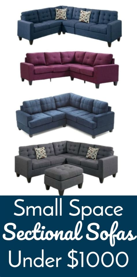 small sectional sofa 500 small space sectional sofas 1000