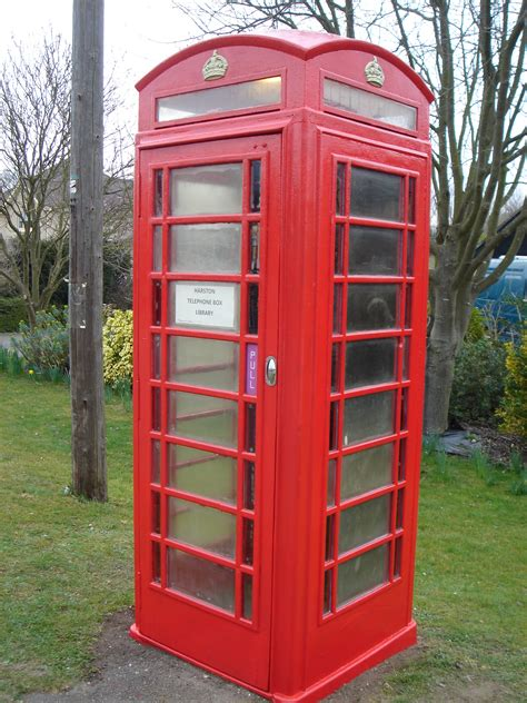 Telephone Box By telephone boxes furniture harston history