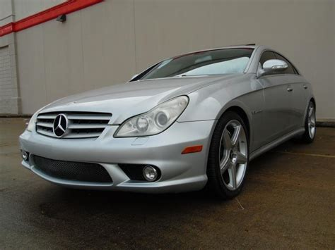 mercedes cls 55 amg price gasoline mercedes cls 55 amg for sale used cars on