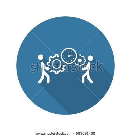 icon design management management icon stock images royalty free images