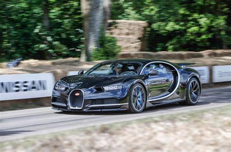 how fast is the new bugatti bugatti chiron targets new speed record autocar