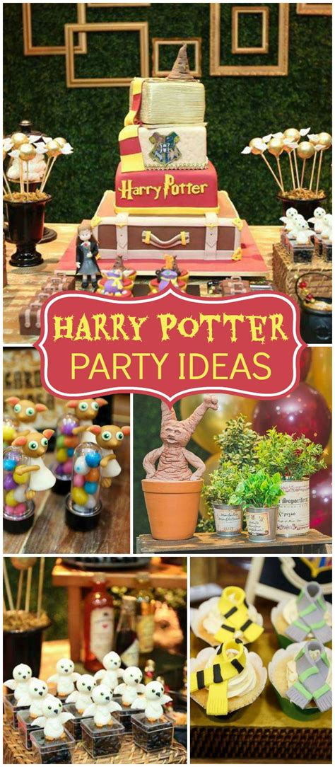 Harry Potter Birthday Supplies Australia by Harry Potter Birthday Quot Giullia Harry Potter Themes