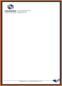 professional letterhead template 11 professional company letterhead template company