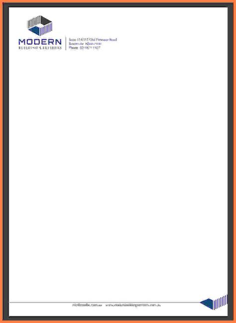 business letterhead pages 11 professional company letterhead template company