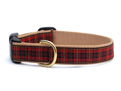 upcountry collars new plaid collar our products up country designer and cat collars and