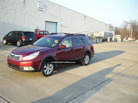 2011 subaru outback 2 5i premium wagon rare 6 speed manual for sale in saskatoon 2011 subaru outback 2 5i premium wagon 4 door 2 5l