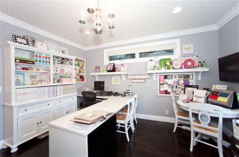 office and craft room beautiful craft room interior design ideas that make work