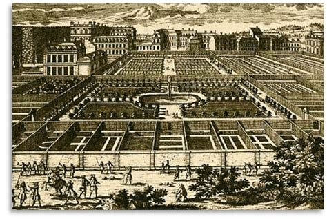 Kitchen Garden Versailles The Potager Gardening From The Past Made For The Future