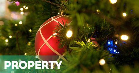 membuat pohon natal murah pohon natal biaya murah dari sendok bekas dan petai