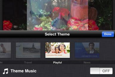 themes for imovie iphone hands on imovie for iphone macworld
