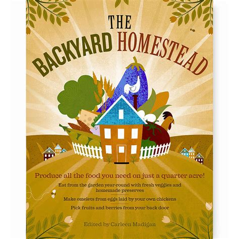 the backyard homestead book lem products