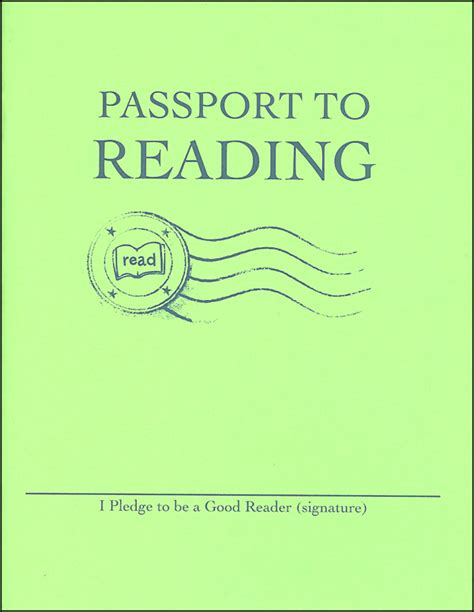 passport to books reading logs product browse rainbow resource center inc