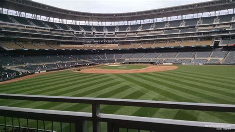 Target 1 Section by Target Field Section 133 Rateyourseats