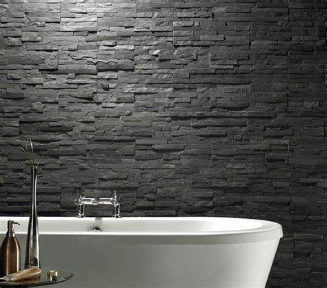 ardesia piastrelle oltre 25 fantastiche idee su bagni in piastrelle di