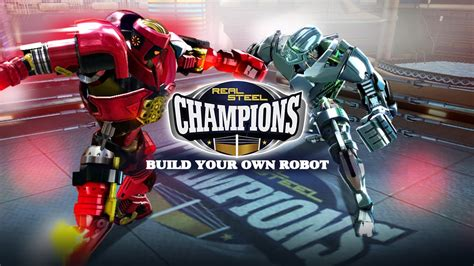 real steel apk real steel chions mod apk data