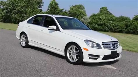 2012 Mercedes C300 by 2012 Mercedes C300 For Sale 4matic Sport For Sale