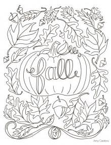 free fall coloring pages free fall coloring page artzycreations