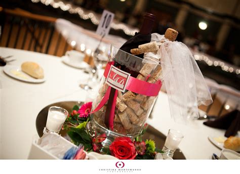 wine centerpieces for weddings wine themed centerpieces pittsburgh wedding photographer montemurro