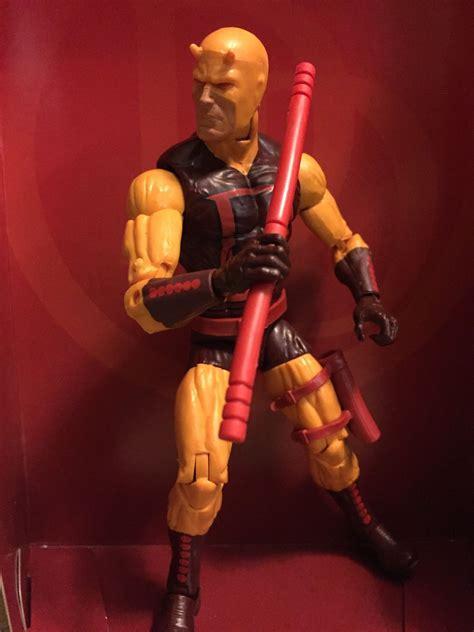 Deadlock Figure Marvel Legends walgreens marvel legends yellow daredevil released marvel news