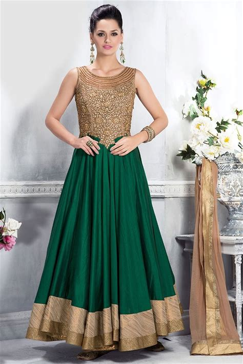 pattern of net dresses latest anarkali frock designs for modish fashionista