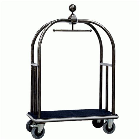 Trolley Bellboy black bellboy wagen