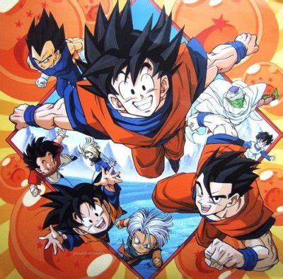 imagenes de goku y sus amigos fotos de dragon ball