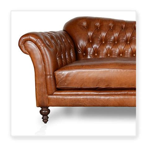 chesterfield tufted leather sofa cococo custom chesterfield leather tufted sofas made in usa