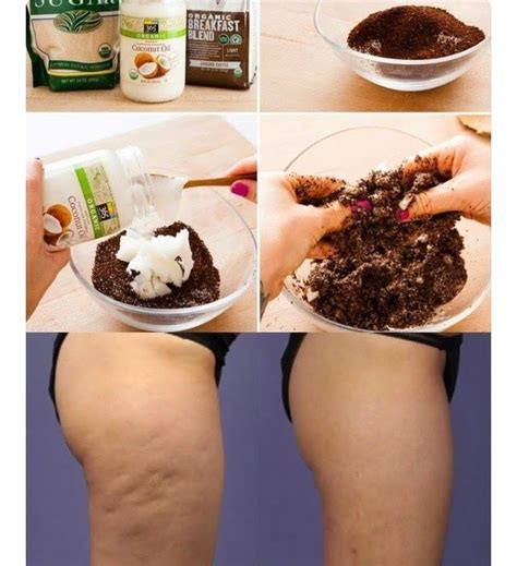 Which Beat Cellulite by Easy Diy Cellulite All Brown Sugar Honey Coffee