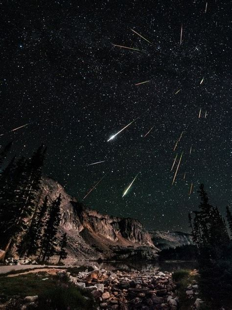 Where In The Sky Is The Meteor Shower by 2013 Stargazing Events Comets Eclipses Meteor Showers