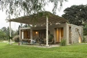 Diseno De Casa de casas de campo con planos y fachadas alternativas en el uso de