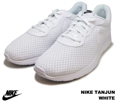 Nike Tanjun Original Bnwb Black White premium one rakuten global market nike tanjung white