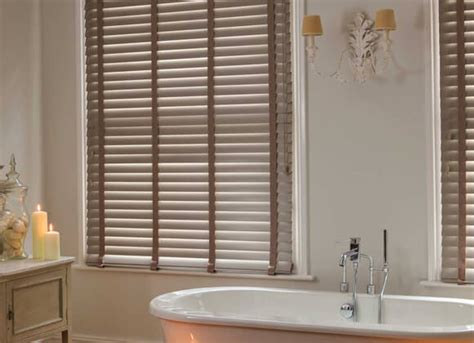 venetian bathroom blinds faux wood venetian bathroom blinds a z blinds runcorn