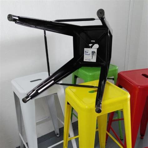 Second Bar Stools For Sale by A378 Metal Bar Stool 30 For Sale In Singapore
