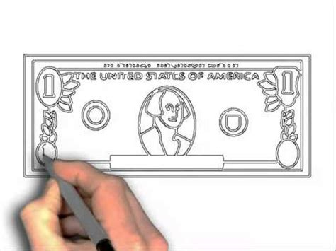 Drawing 100 Dollar Bill by Pics For Gt 100 Dollar Bill Pencil Drawing