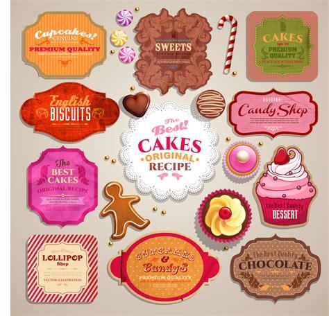 contoh design label kue jual label makanan food label gulasemut99 tokopedia