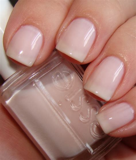 nail ballet slippers best pale pink essie colors thenest