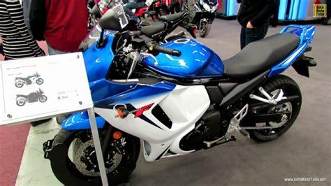 Suzuki Montreal 2013 Suzuki Gsx 650f At 2013 Montreal Motorcycle Show