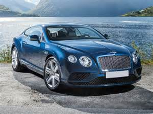 Bentley Continental Gt Coupe Price Bentley Targets Audiophiles With Custom Continental At Ces